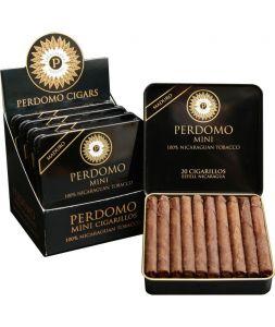 Perdomo Mini Cigarrillos Maduro
