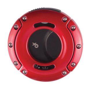 XIKAR XO Cutter Red and Black