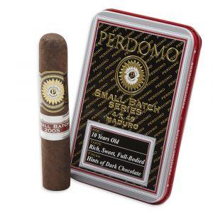 Perdomo Reserve Small Batch Half Corona Maduro Tin (4ks)
