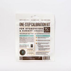 Boveda 75% RH Calibration Kit kalibrační sada