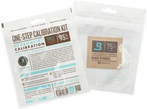 Boveda 75% RH Calibration Kit