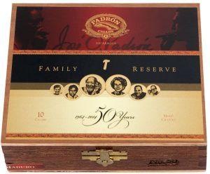 Doutníky Padron Family Reserve 50 Maduro 54x5
