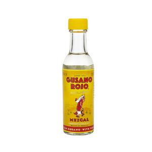 Mezcal Gusano Rojo 0,05 l. 38%
