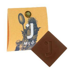 MLČ 53% mléčná čokoláda 4g Jordis