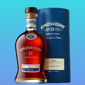 Rum Appleton 21 Y.O. Tuba 0,7 l.
