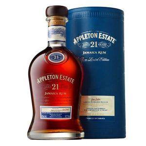 Appleton Estate 21 Y.O. Tuba Rum