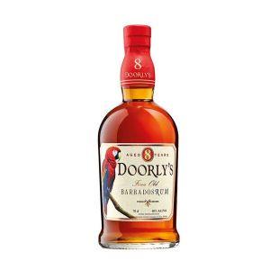 Doorly'S 8 Y.O. Gold Rum 0.7L 40%