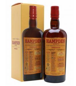 Hampden Estate Overproof Rum 0,7l. 60%