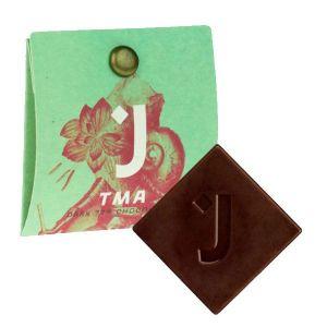 TMA Jordis tmavá čokoláda 77%  4g