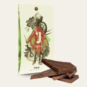 TMA Jordis tmavá čokoláda 77%